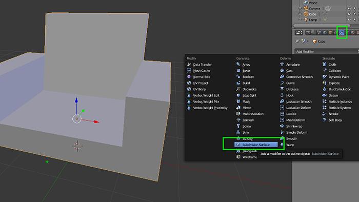 Blender Workshop 02 (Part 1) - ฝึกปั้น Model โซฟา 3 มิติ ด้วย โปรแกรม Blender สำหรับผู้เริ่มต้น
